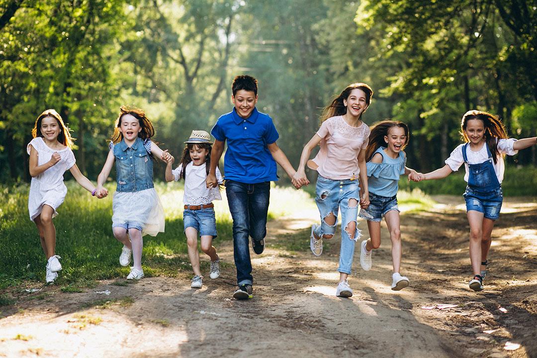 nature children development